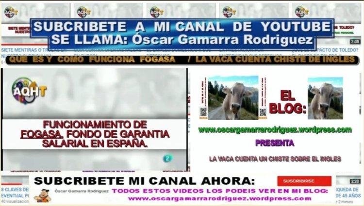 FOTO DE VIDEO CANAL YOUTUBE